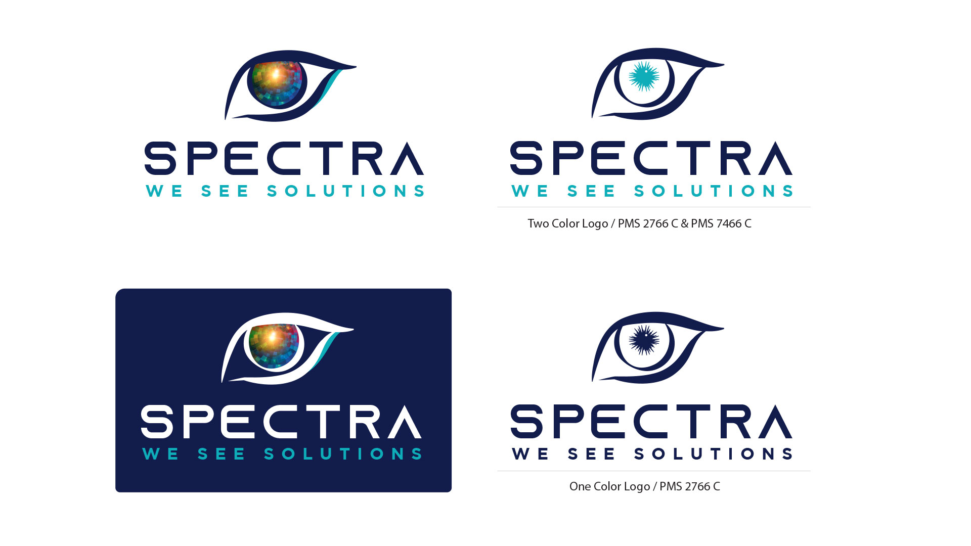 Spectra logos for all printing requirements