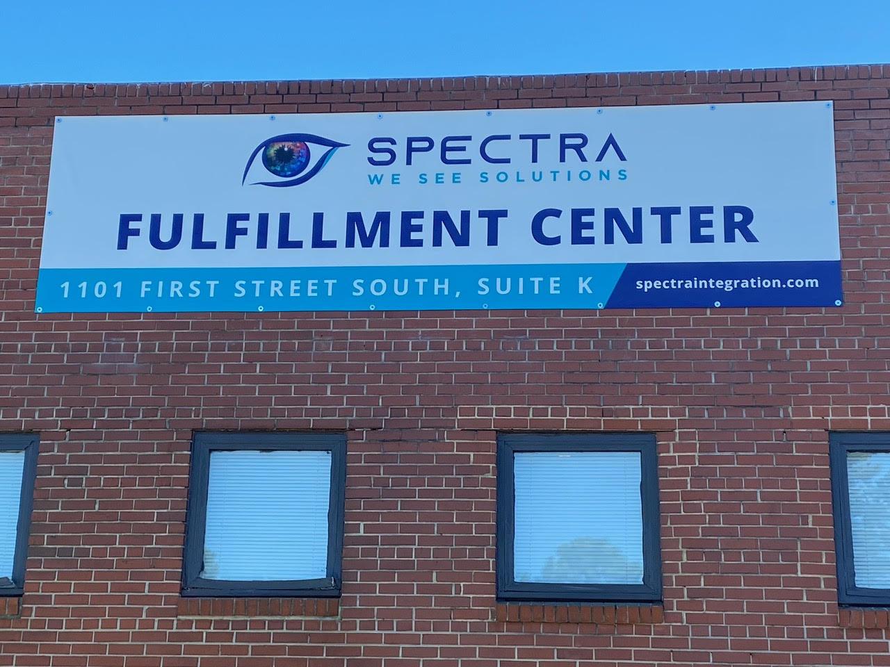 Spectra Fulfillment Center