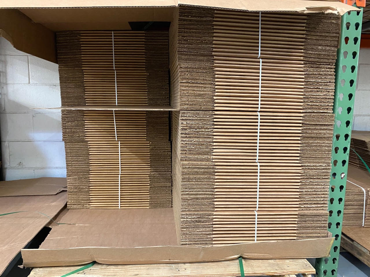 Spectra offers an array of boxes to make sure that we have the size you need for our next shipment!