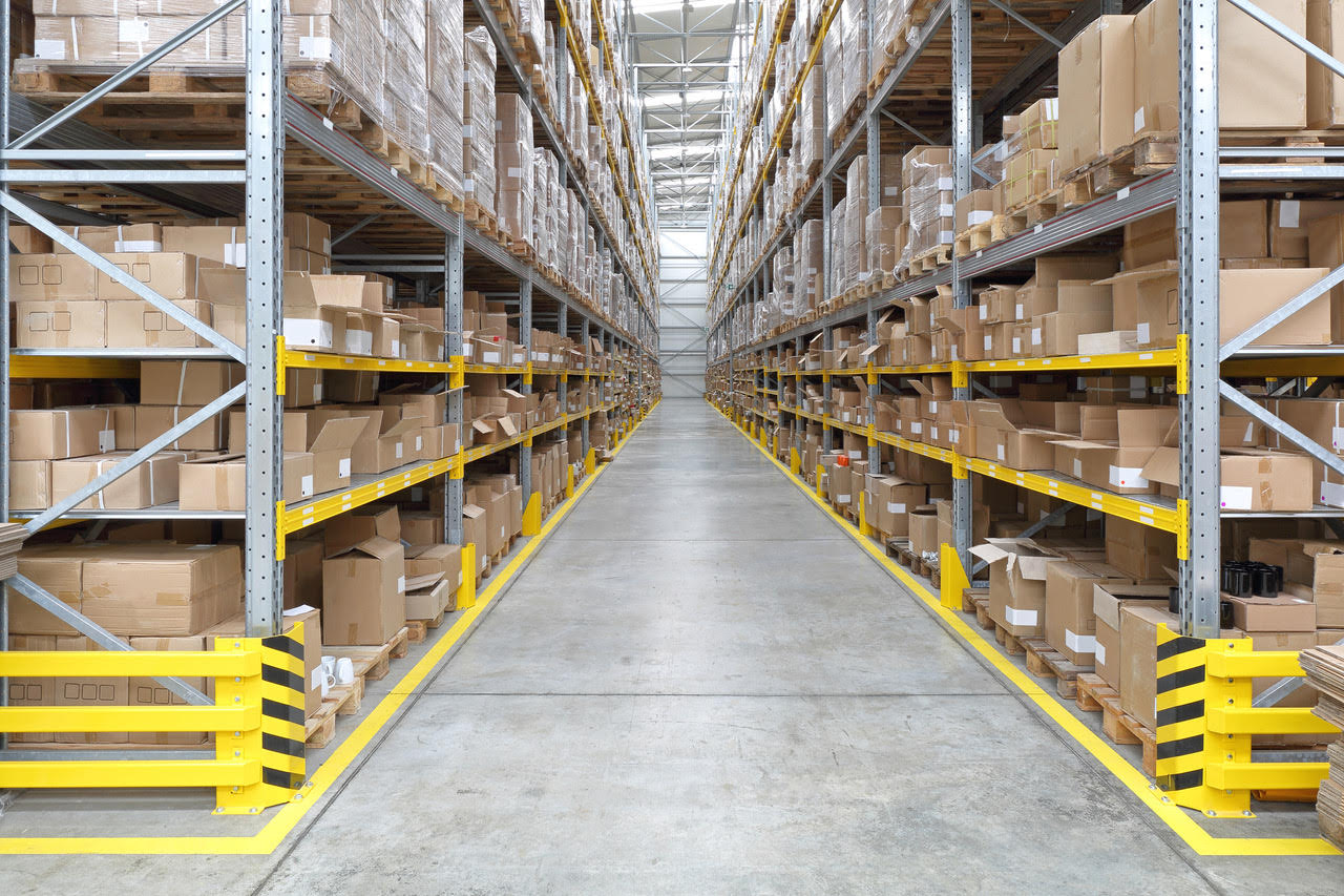 Let us keep your inventory organized, on hand and ready for shipping.