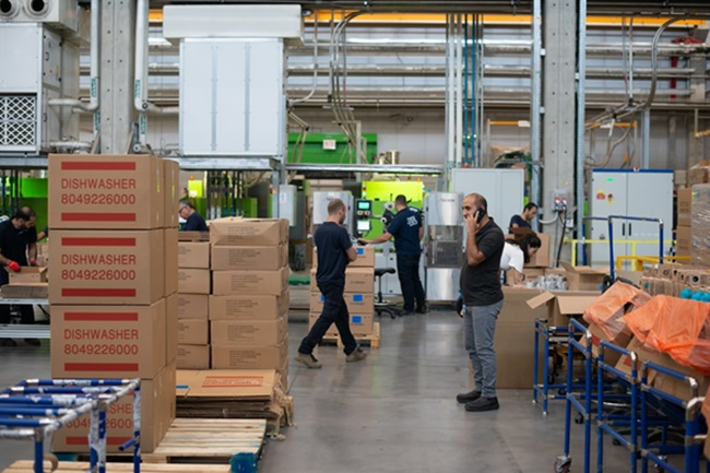 Warehouses and fulfillment centers